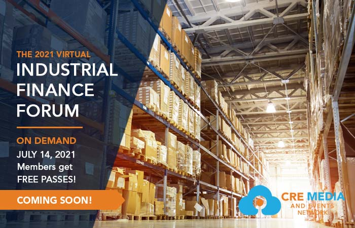 Commercial Real Estate Finance On Demand Featured Images Industrial