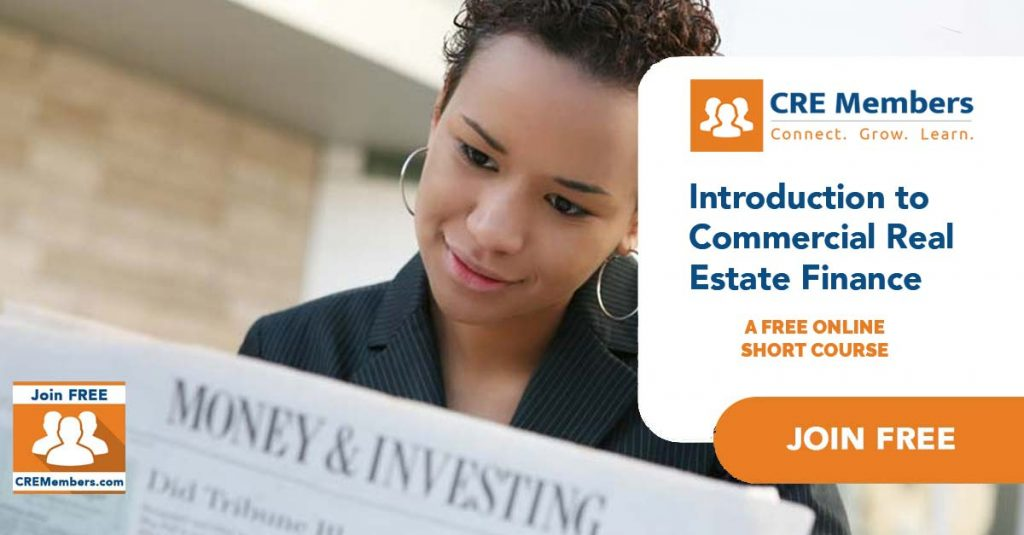 Free Online Short Courses In Commercial Real Estate Introduction To Commercial Real Estate Financing 101 CRE Members