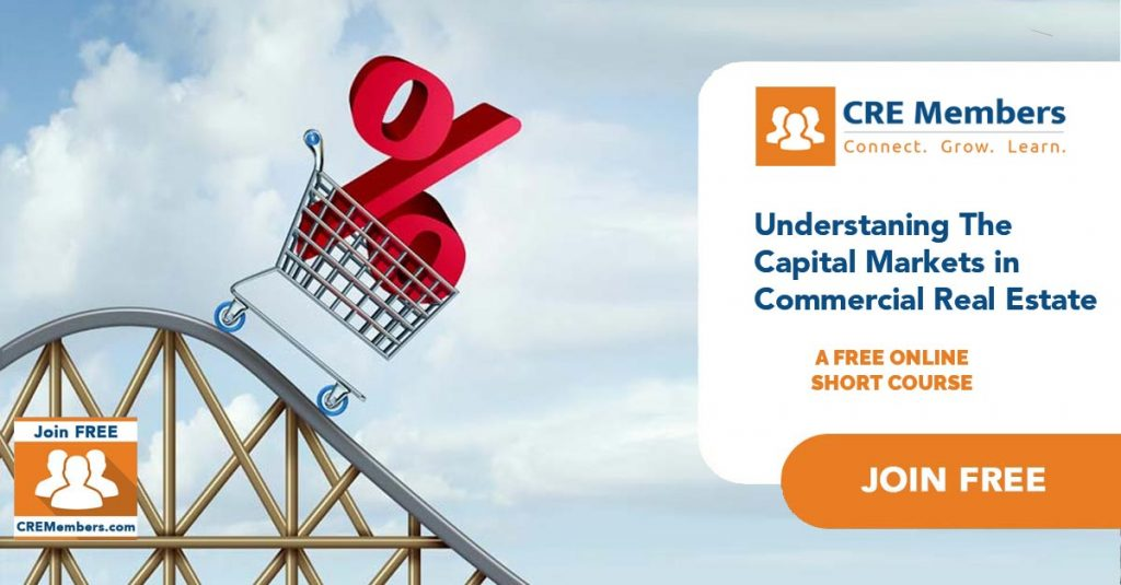 Free Online Short Courses In Commercial Real Estate Understanding The Capital Markets CRE Members