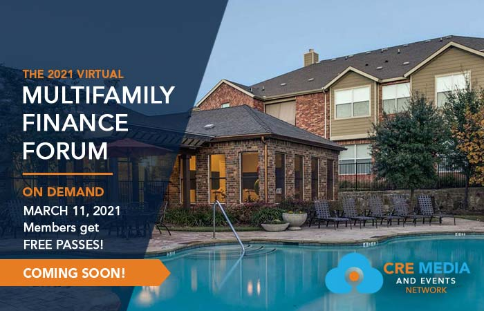 Commercial Real Estate Finance Forum Multi Family On Demand Featured Images Multifamily
