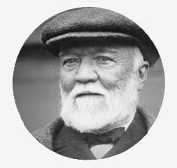 CRE Members Andrew Carnegie Quotes