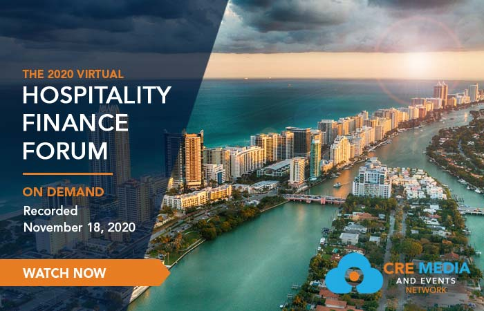 Commercial Real Estate Finance On Demand Featured Images Hospitality 2020