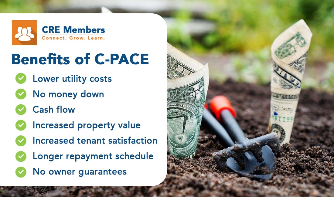 Benefits Of C-PACE CRE Members Commercial Real Estate News