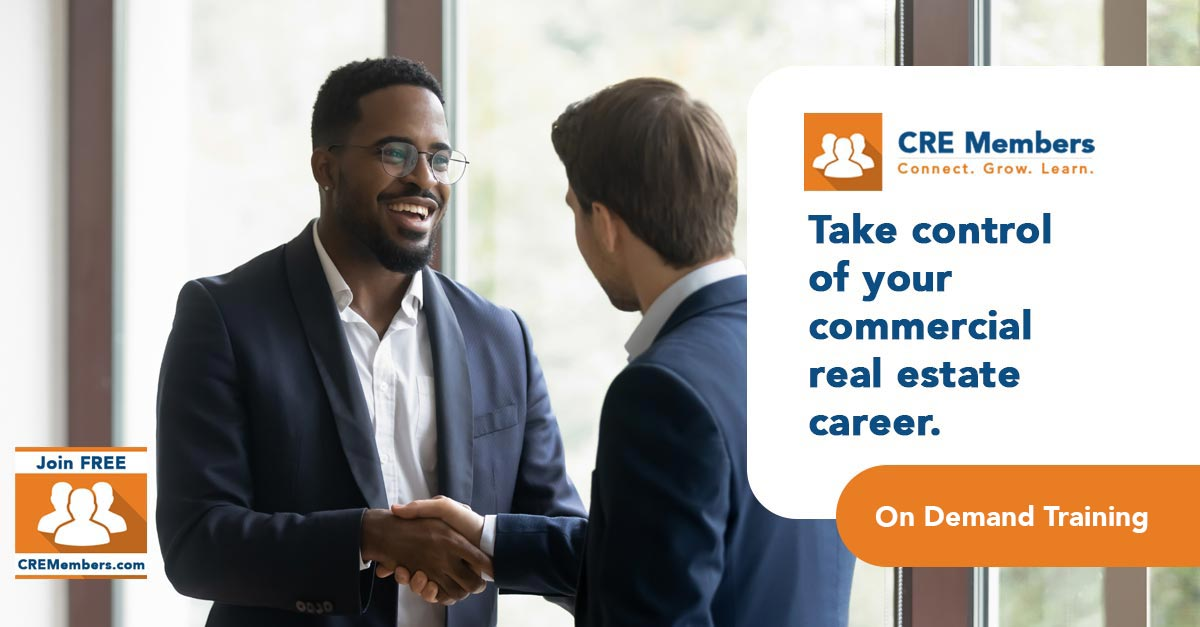 Free Commercial Real Estate Training Courses Online CRE Members
